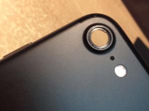 замена стекла камеры iphone 7 киев